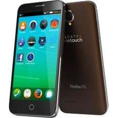 [D-Living] Alcatel One Touch Fire E 6015X Smartphone für 89,99€! – Bestpreis
