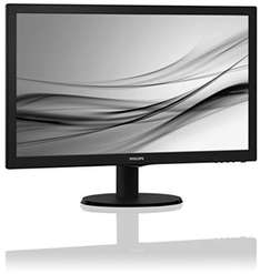 "Philips™ - 21.5"" LED Monitor ""V-Line 223V5LHSB"" (Full HD,TN Panel,HDMI,VGA,5ms) für €81,89 [@GetGoods.de]"