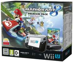 Nintendo Wii U Premium Mario Kart 8 Pack für 260,36€ @amazon.co.uk