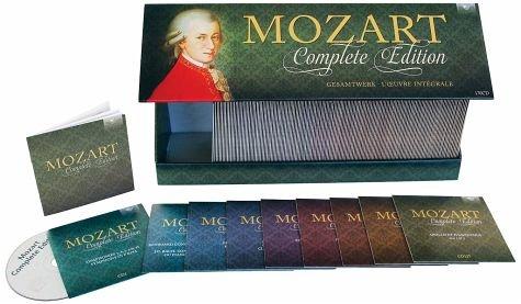 Mozart: Complete Edition (New) 170 CDs für 59 Euro