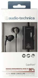 Audio Technica ATH-ANC23 - Auslaufmodell - In Ear - Noise Cancelling