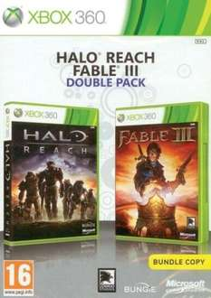 Halo Reach & Fable 3 (Xbox360) für 8,95€ @Coolshop