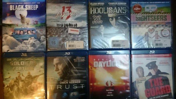 [ggf. lokal Berlin] 3 Blu-Rays für 9,98 durch 3 für 2 Aktion bei Medimax
