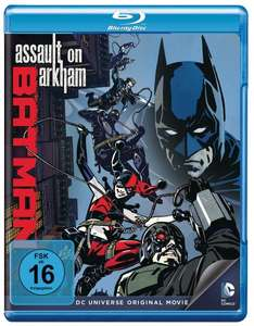 Batman: Assault on Arkham - BluRay für 8,40€ bei WOWHD.SE