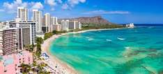 Flug nach Hawaii/Honolulu mit LH ab Paris 585€