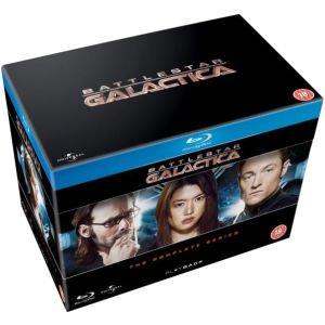 Battlestar Galactica the complete series Blu-Ray [Nur Englisch] @ zavvi