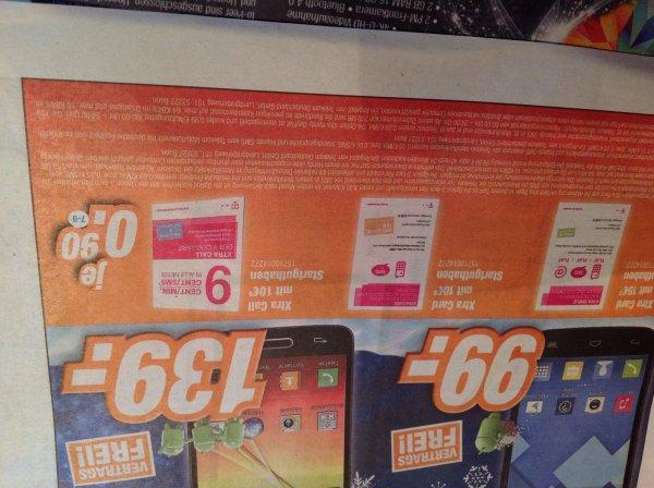 Xtra Card Telekom mit 10€ Startguthaben bei Expert Klein (evtl. nur Lokal und nicht in allen Märkten)