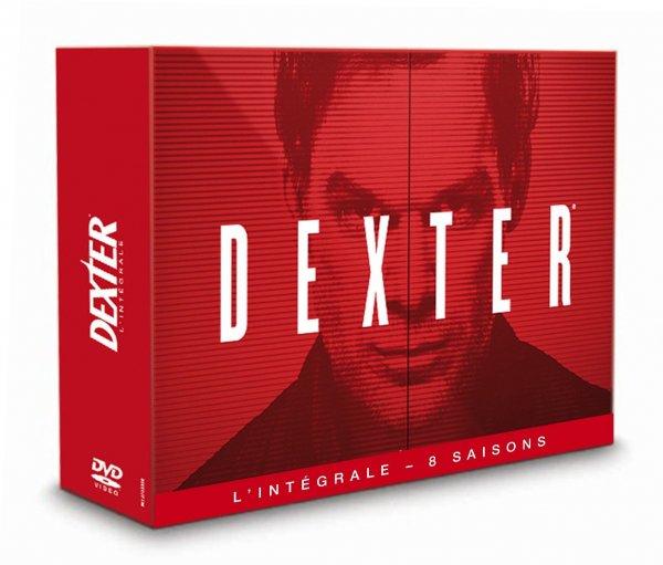 "Dexter Staffel 1-8 ""DVD Box"""