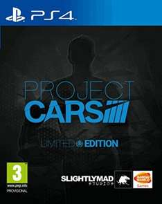 Project C.A.R.S. - Limited Edition PS4 und XBOX ONE