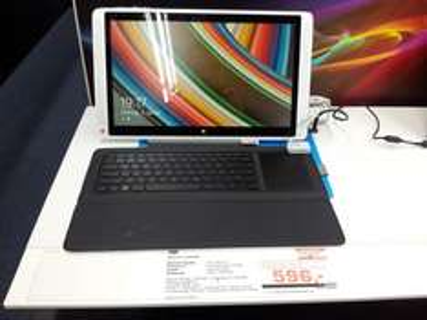 [LOKAL] Saturn Dresden: Hewlett-Packard HP Envy x2 15-c000ng für 596,00 €; 15,6 Zoll convertible 25% unter Idealo