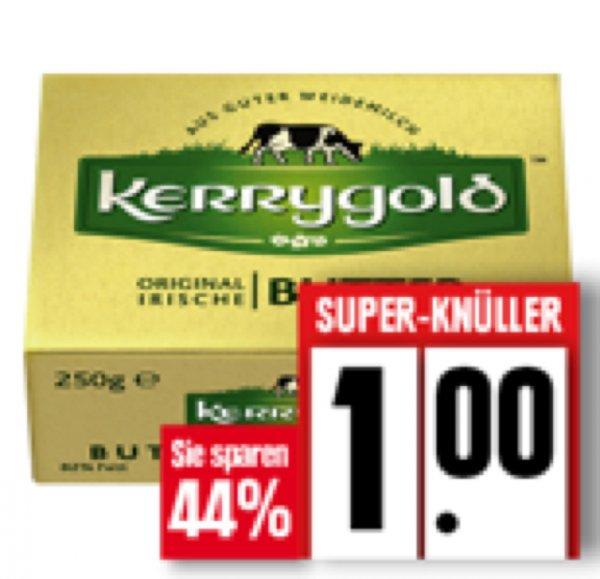 Kerrygold Butter bei EDEKA Nord für 1 Euro (ungesalzen/gesalzen)