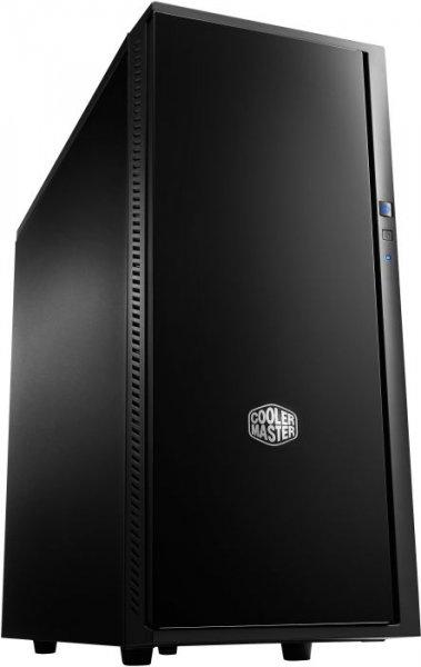 Cooler Master Silencio 452 (ATX-PC-Gehäuse, SD-Cardreader, schallgedämmt) - 44,94€ @ ZackZack
