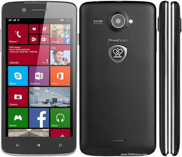 [Amazon.fr] Prestigio Multiphone 8500 DUO Windows Phone - 132,92€ = 16,5% unter Idealo