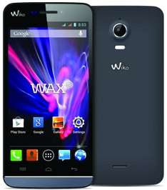 [Amazon.fr] Wiko Wax 4G LTE in türkis für 133,65€ - 29% unter Idealo