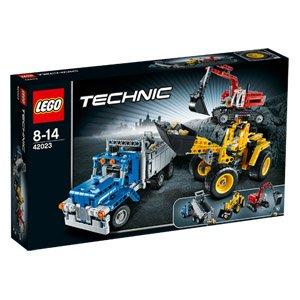 LEGO Technic 42023 Baustellen-Set, bei Real, heute versandkostenfrei, 39€