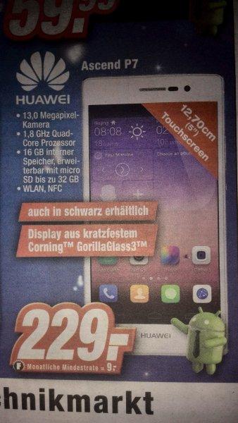 Huawei Ascend P7 @expert technikmarkt