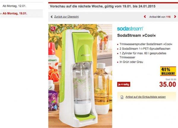 SodaStream Cool bei Kaufland [Lokal?] für 35€