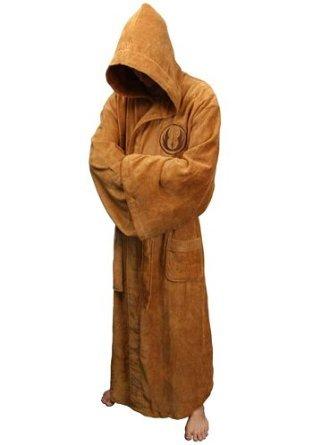 Jedi Bademantel 100% Baumwolle