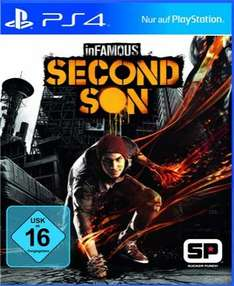 InFamous Second Son (PS4) @amazon.de