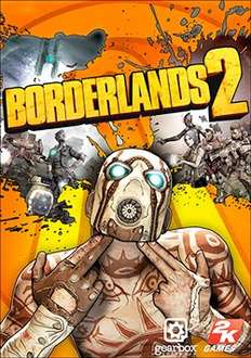 Borderlands 2 - Xbox 360 Download Code