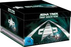 Star Trek - Deep Space Nine - Complete [48 DVDs] @Amazon.de