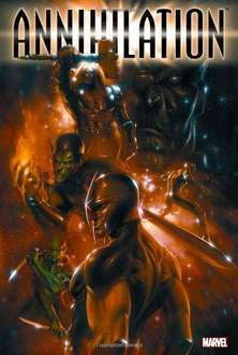 [Amazon.de] Marvel Annihilation Omnibus