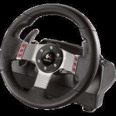 """Logitech Lenkrad für PS3 und PC """"G27 Racing Wheel"""" - zackzack - 189,90 €"""