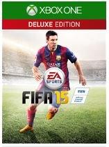 Fifa 15 Deluxe Edition für Xbox One (Download im Xbox Store) für 18,93€