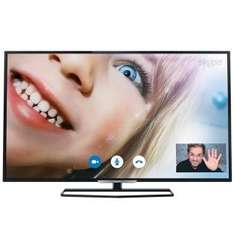 Philips 55PFK5709 (LED TV, Full HD, DVB-T/-C/-S2, 400 Hz)