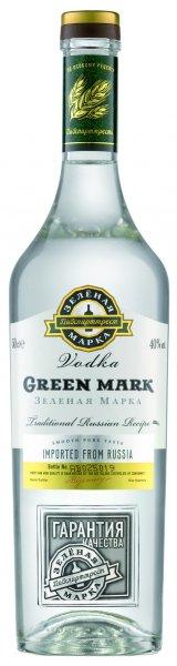 Green Mark Vodka [40%] 0,5l für 4,99€ bei Penny (bundesweit)