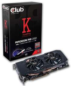 Club 3D Radeon R9 290 royalKing, 4GB GDDR5