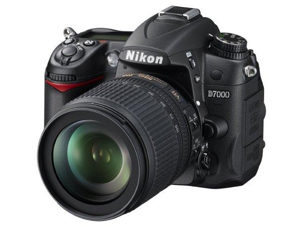 [Blitzdeal] Nikon D7000 SLR-Digitalkamera Kit inkl. AF-S DX 18-105 VR | 50€ zu Idealo sparen