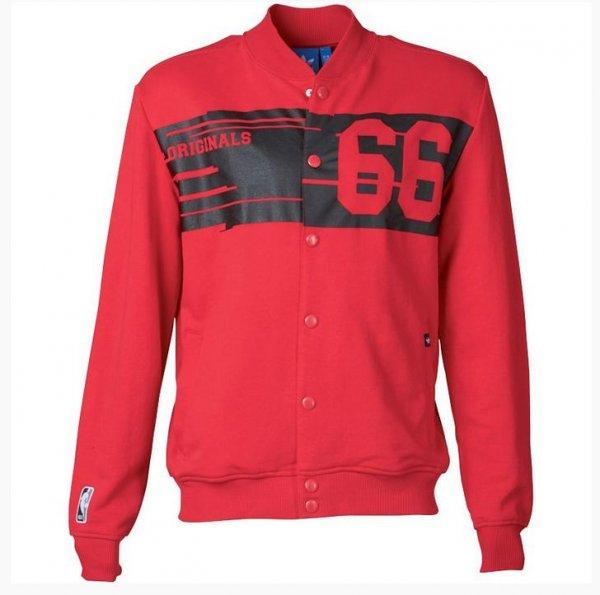 [Mandmdirect] Adidas Originals Chicago Bulls Jacke (10% Qipu Cashback möglich)