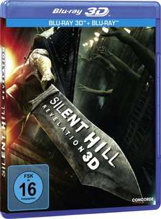 [Amazon.de] Silent Hill: Revelation 3D (+2D Blu-ray) für 7,97 €