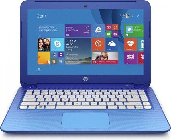 HP Stream 11 (11,6 Zoll matt, 1TB Cloud, 200MB 3G für 2 Jahre, Office 365, 1,3kg) - 269€ @ hp.de