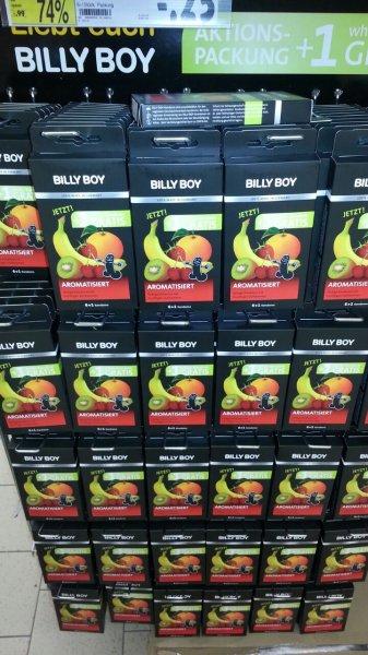 [Lokal/Halburg-Bergedorf] Kaufland 6+1 Billy Boy Kondome 74% Reduziert