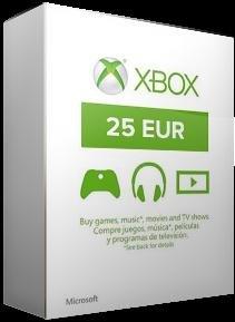 G2A - Xbox Live Guthaben 25 Euro für 19.39€