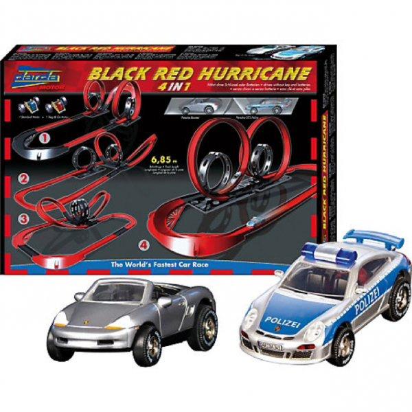 Darda Black Red Hurricane - Fahrbahnlänge: 6,85 m