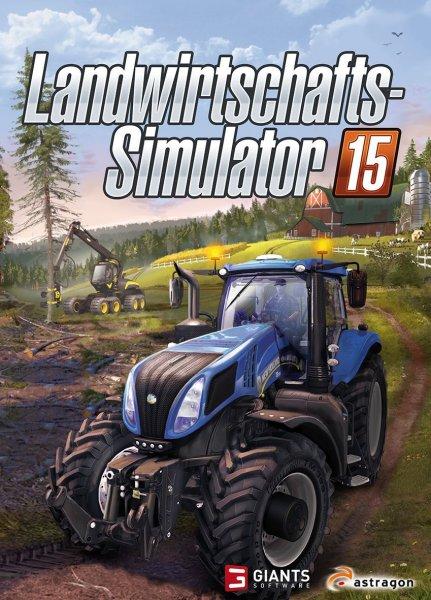 Landwirtschafts Simulator 2015 [Gamecard] Steam Key inkl. VPN