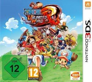 [gamestop.de & offline] One Piece Unlimited World Red Strohhut Edition für Nintendo 3DS (-43% zum nächsten idealo Preis!)