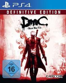 [PS4][XboxOne][Buecher.de][Deutsche Version]  DmC Devil May Cry 5 - Definitive Edition(Vorbestellung )