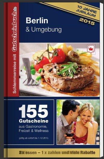 Gutscheinbuch bis zu  30% Rabatt + VSK-frei.