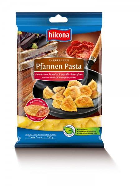 Hilcona Cappelletti Pfannen Pasta GRATIS TESTEN