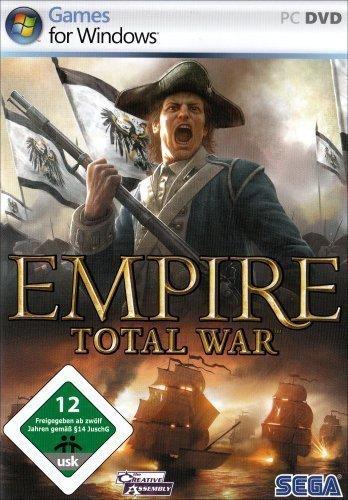 Empire Total War Collection @ mmoga.de für €6,99 (PC-Spiel + sämtliche Zusatzinhalte)