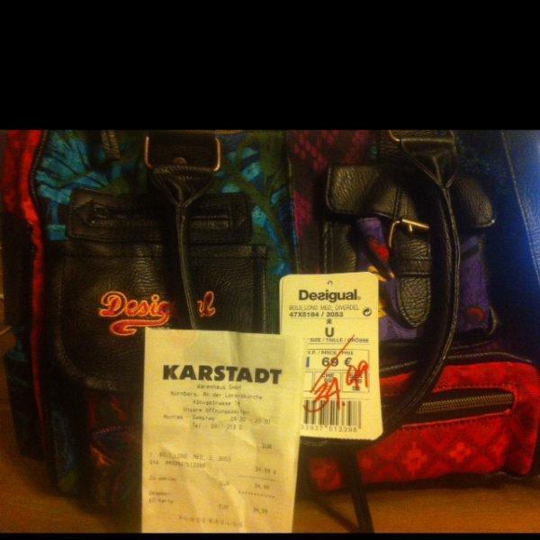 Desigual Taschen im Abverkauf (Lokal Nürnberg)