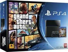 Sony PlayStation 4 500GB inkl. GTA 5