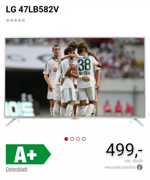 LG 47LB582V. [mediamarkt.de] Tiefpreisspätschicht 14.01.15 bis 9Uhr