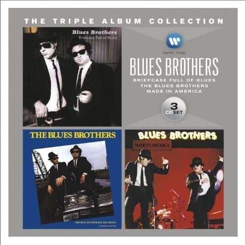 [Saturn on+offline/Amazon] Blues Brothers Triple Album Collection 7,99€ und weitere ...