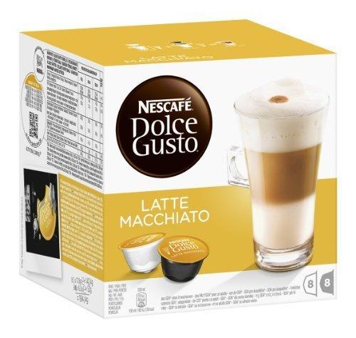 [Amazon] Dolce Gusto Kapseln Latte Macchiato im 3er Set für 3,79€ je Packung