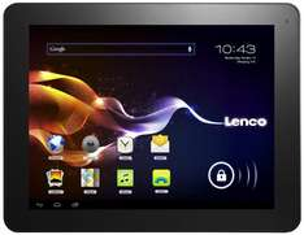 Lenco TAB-9720 9,7 Zoll WI-FI  für  93€ @ Amazon